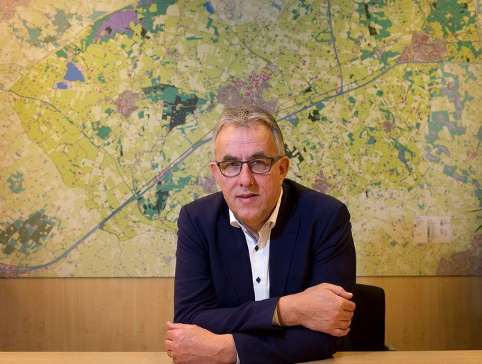 Wethouder Harry Scholten. Foto Frans Nikkels