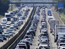 Vakantieverkeer: 760 kilometer file in Frankrijk, geen files naar Spanje, opvallend druk in Noord-Duitsland