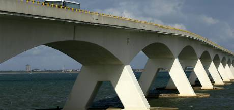 Zeelandbrug weer open voor verkeer