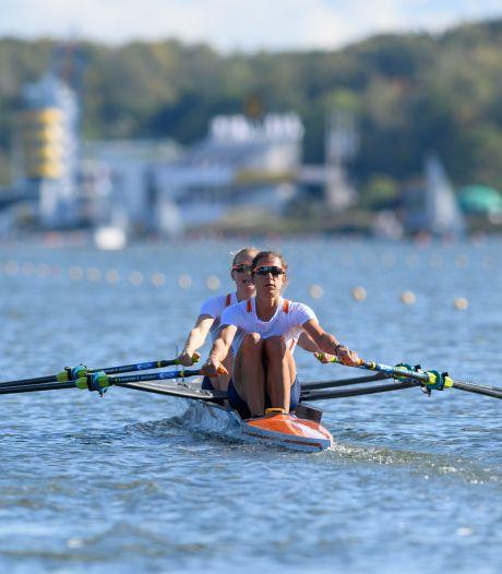 Gouden medailleregen voor Nederland op EK roeien