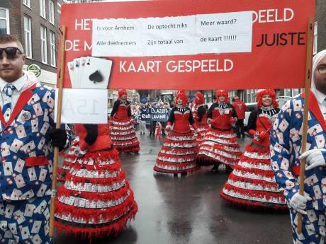 Organisatie trekt 'met pijn in het hart' stekker uit carnavalsoptocht regio Arnhem