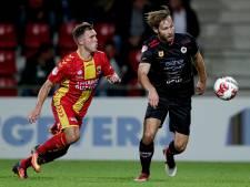 Excelsior gruwelt van Adelaarshorst, historisch overwicht voor GA Eagles