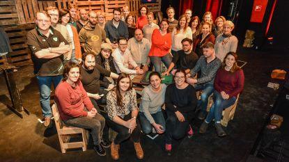 Toneelbende 't Project na vier jaar terug met nieuwe 'Werviksche Revue'