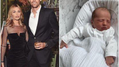 Peter Crouch heet zoontje 'Divock Samrat' welkom, maar dat is zonder vrouwlief gerekend