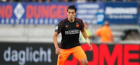 PSV tegen Sporting nog zonder Gutiérrez