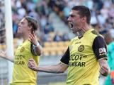 Punt Roda tegen kampioen is klap voor FC Twente en Sparta