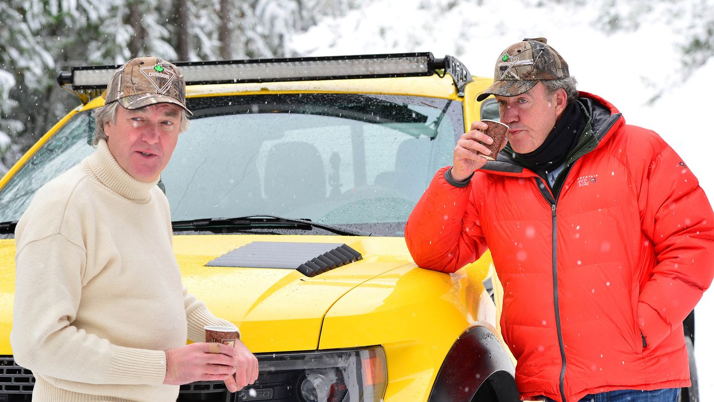 Top Gear Winter Olympics Special