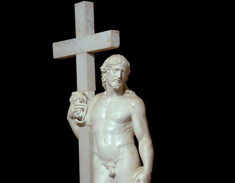 De Herrezen Christus (1514-1515).  Beeld RV