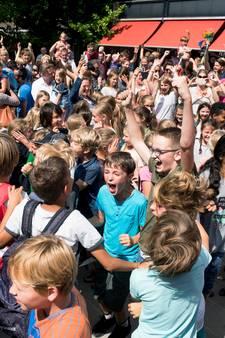 Ook leerlingen Abcoude hebben nu zomervakantie