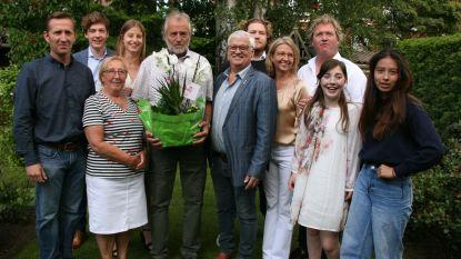 Freddy Geubels en Anita De Clercq vieren gouden huwelijksverjaardag
