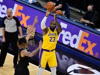 """Lakers boeken vierde zege op rij, LeBron uit achteraf ongenoegen omdat agent die Jacob Blake neerschoot niet wordt vervolgd: """"We moeten sterk blijven"""""""