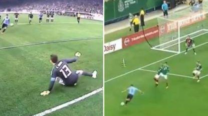 De Suárez-show: flitsende Uruguayaan waant zich hele match Messi en maakt Standard-keeper compleet belachelijk