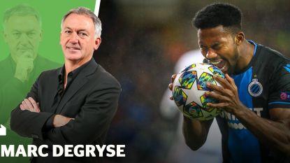"""Onze analist Marc Degryse zet aanvallers van Club Brugge op scherp: """"Hey spitsen... word eens wakker!"""""""