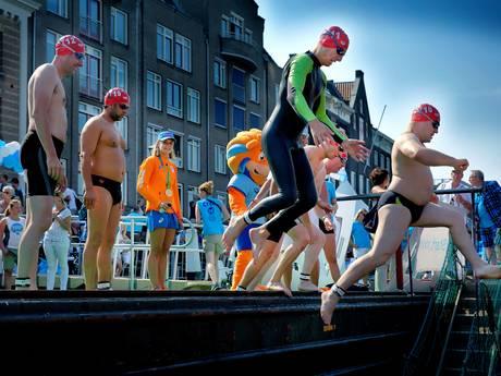 RIVM doet onderzoek bij Swim to Fight Cancer