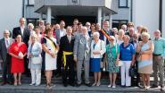 Louis Moelants en Gerda Hendrickx 50 jaar getrouwd