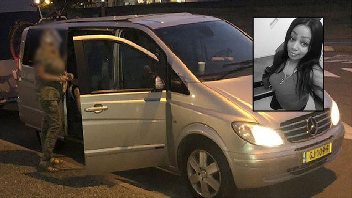 In de zaak van de Arnhemse Naomi, die in augustus werd neergeschoten in haar woning aan de Floriszstraat, is de politie op zoek naar een camper.