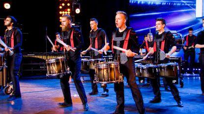 DrumSpirit vanavond in Belgium's Got Talent