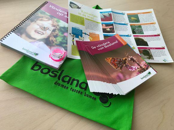 Het educatief pakket van Bosland