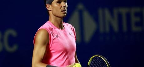 """Nadal n'a pas encore pris sa décision pour Roland-Garros: """"On verra quelle est la situation en Europe"""""""