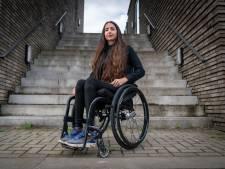 Arnhemse Tirzah belandde met dwarslaesie in rolstoel en gaat nu doen wat onmogelijk leek: dansen