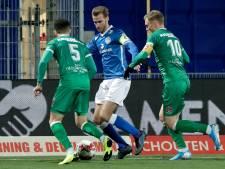 FC Den Bosch boekt tweede winst op rij
