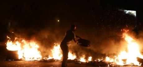 Un homme tué par balle sur une route bloquée par des manifestants au Liban