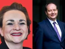 Twee nieuwe staatssecretarissen Financiën: D66'ers Van Huffelen en Vijlbrief