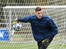 Doelman Noppert tekent contract tot einde van het seizoen bij GA Eagles