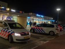 Poging tot gewapende overval op Albert Heijn in Nieuw-Lekkerland