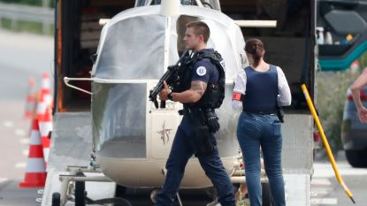 Beruchte misdadiger die spectaculair uit gevangenis ontsnapte met helikopter na maandenlange klopjacht gevat