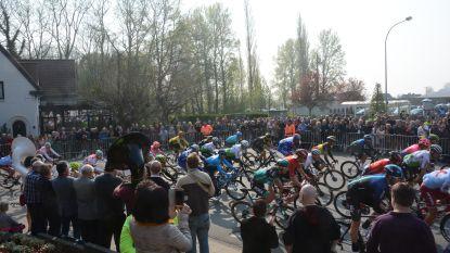 VIDEO. Fanfare en massa volk verwelkomen wielerpeloton in Kruibeke