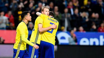 Oefenen richting WK: Zweden ondanks heerlijke 'tiki-taka-treffer' in slotminuut onderuit tegen Chili - invaller Benavente wint met Peru van Kroatië
