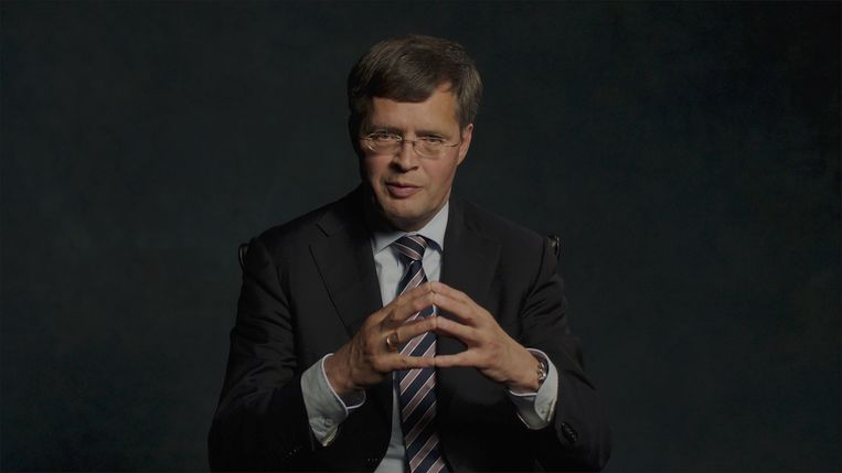 Jan Peter Balkenende in De Achtste Dag. Beeld RV