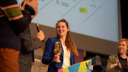 Onderzoekster wint PhD Cup met presentatie over menselijk brein in de ruimte