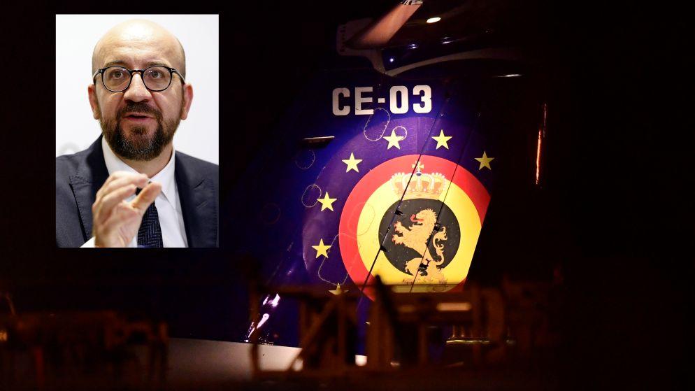Premier Michel vertrokken naar Marrakesh, organisaties vragen De Block opvangplaatsen te heropenen