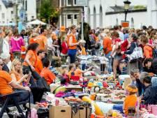 Dit jaar geen aparte eet- en drinkzone meer op de Utrechtse Vrijmarkt