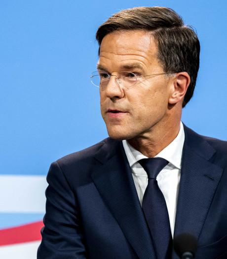 Rutte: Afschaffing dividendtax vervelend, maar nodig