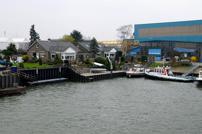 2014: Haven van Boven-Hardinxveld.