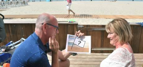 Signaalvlag 'gevaar' zegt badgast niets