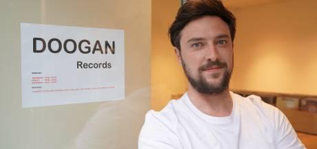 Doogan Records is alweer de vijfde platenzaak in Den Bosch: 'We moeten mensen van buiten de stad lokken'