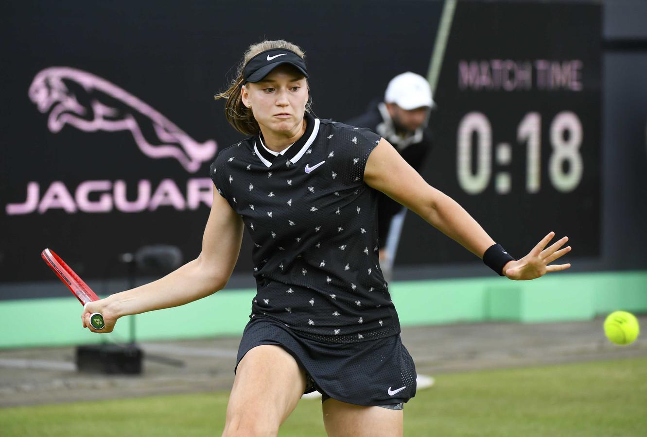 Elena Rybakina (Kazachstan).