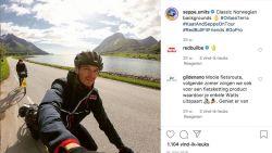 """Snowboarder Seppe Smits geeft tips om milieuvriendelijk te reizen: """"Waarom niet met de trein gaan skiën?"""""""