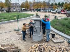 Crowdfunding mislukt, toch krijgt de Markt van Prinsenbeek een fontein