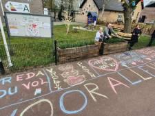 Breda bereidt zich voor op de komst van de drone: 'Voor alle hulpverleners' en 'Stay safe'