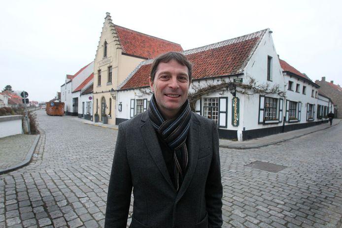 Marnick Degryse van restaurant De Goedendag in Lissewege haalt zijn inspiratie in Napels.