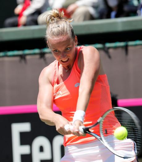 Nederlandse kwalificatiespelers plaatsen zich niet voor hoofdschema Roland Garros
