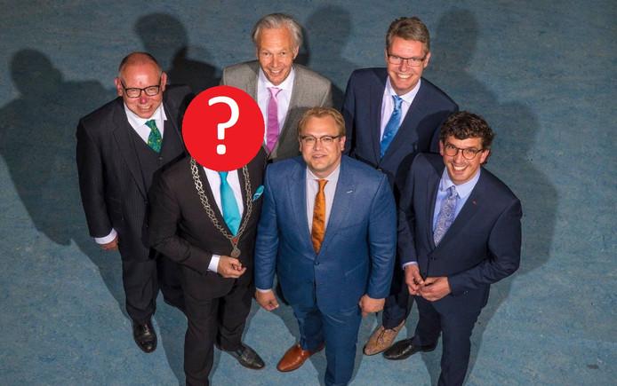 Wie moet de nieuwe burgemeester van Apeldoorn worden?