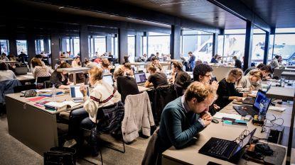 1 op 10 UGent-studenten heeft geen stille ruimte: dringend feestzalen, sporthallen en bibliotheken gezocht voor blok en examens