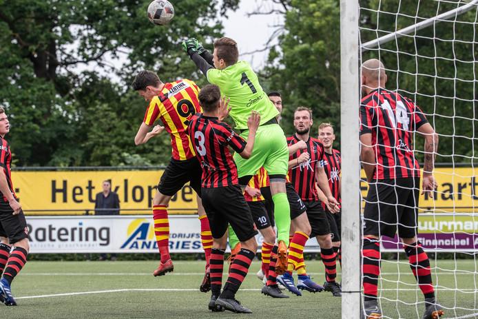 DVC'26 begint de competitie op zondag 22 september in 2I in Didam tegen SDOUC uit Ulft.