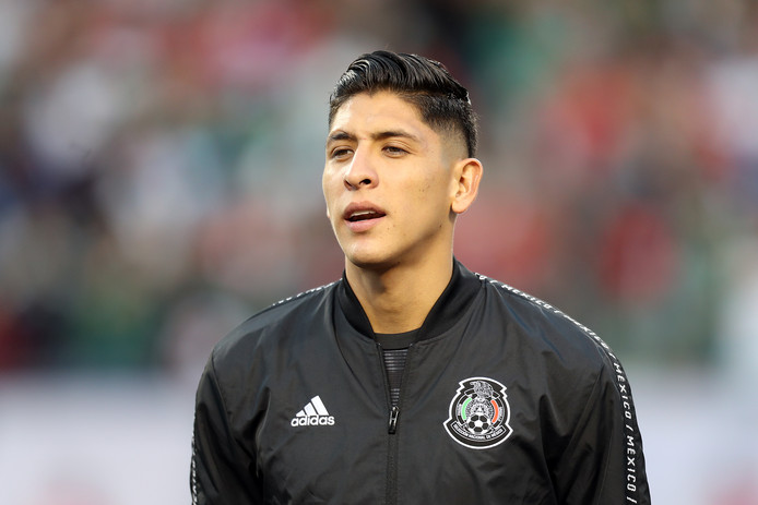 Edson Álvarez.